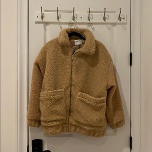 Authentic I.AM.GIA Pixie Coat Caramel Size: XS